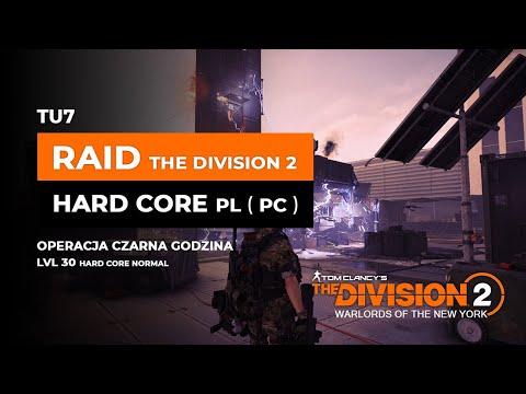 The Division 2 Raid HardCore - PL (PC)