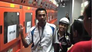 INFINEON ERT TRAINING GAS DETECTOR