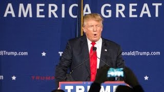 Trump defends Muslim ban proposal (Part 1)