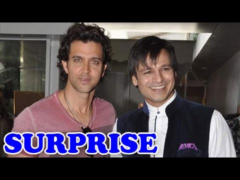 Hrithik Roshan & Vivek Oberoi's Surprise For Lauren Gottlieb | Bollywood News