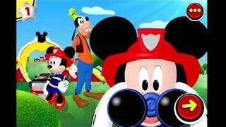 ミッキー&ミニーの宇宙 - ミッキーマウスクラブハウス消防車null