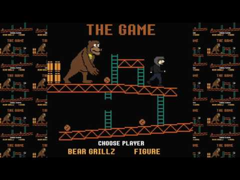 Bear Grillz & Figure - The Game