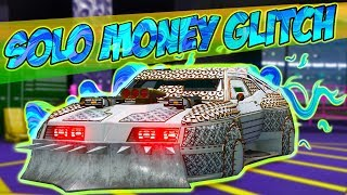 easy unlimited solo - GTA 5 Money Glitch *Make Million$ in 5min* gta 1.46 online money glitch