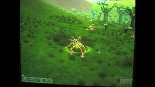 Spore PC Games Gameplay - Spore Demo Video