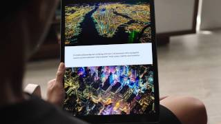 Apple iPad Pro(Подробные характеристики, описание, обсуждение Apple iPad Pro ищите на нашем официальном сайте http://macuser.ua/, 2015-09-17T09:04:18.000Z)