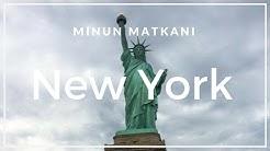 New York - Vinkkejä kaupungin kiertelyyn - Minun matkani | Satua pukkaa