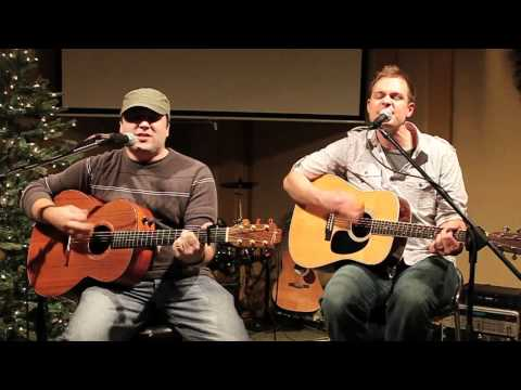 Our God (Chris Tomlin, Matt Redman) - by Al and Brian