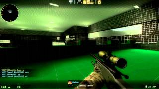 Counter-Strike: Global Offensive Prison Break gameplay