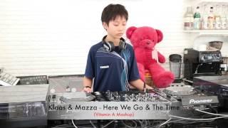 dj smoky m 13 years old mixing edm mashup edit