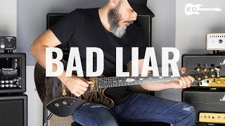 Imagine Dragons - Bad Liar - Electric Guitar Cover by Kfir Ochaion видео