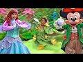 [4K] Disney Pirates & Princesses 2019 - Team Princesses Main Street - Disneyland Paris