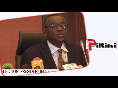 Présidentielle 2019 - Revivez la Conférence de presse du juge Demba Kandji
