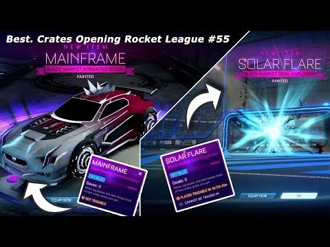 Best Crates Opening Rocket League #55 thumbnail
