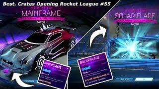 Best Crates Opening Rocket League #55