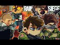 THIS is How You Play Rainbow Six Siege! (Rainbow Six Siege Funny Moments)