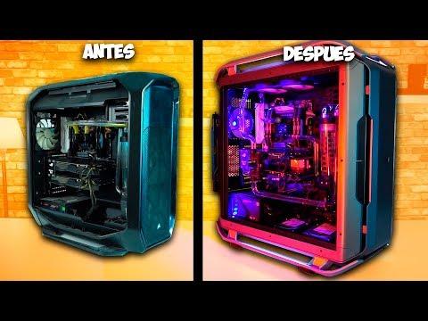 ¡Reconstruimos PC de $70mil y la dejamos INCREÍBLE!