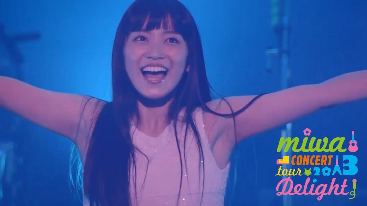 miwa - メリーゴーランド [ concert tour 2013 「Delight」]