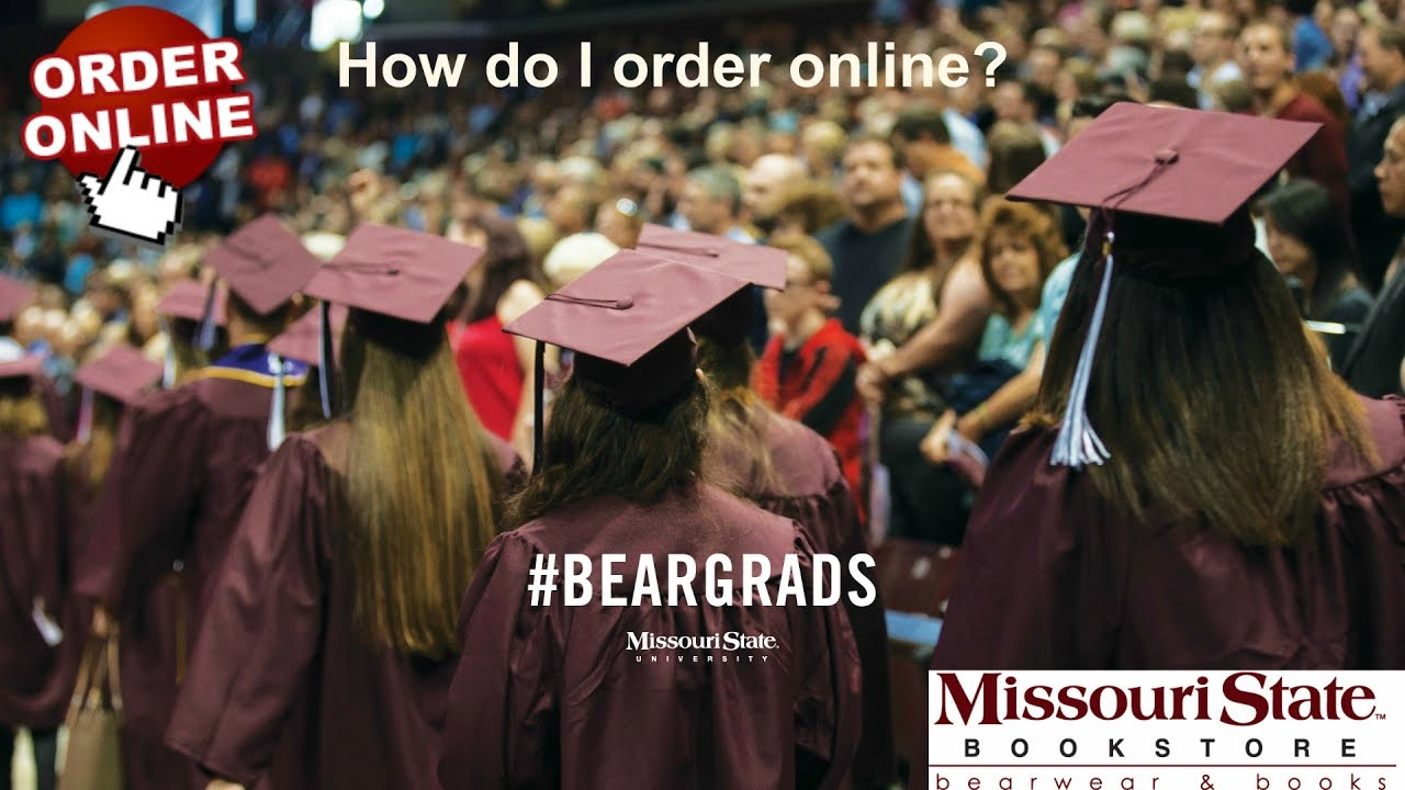 Ready to graduate the missouri state bookstore has got you the missouri state bookstore has got you covered 1betcityfo Images