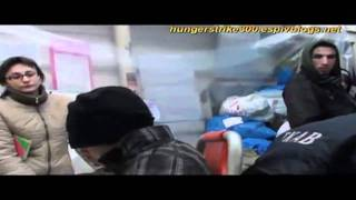 Greece: 98 Migrants Hospitalized During 39 Days of Hunger Strike(Help us caption and translate this video on Amara.org: http://www.amara.org/en/v/BhyC/ The following is a video about an ongoing migrant hunger strike taking ..., 2011-03-02T12:55:35.000Z)