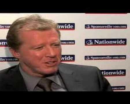 Steve Mcclaren: Living the dream