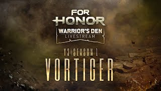 For Honor: Warrior's Den LIVESTREAM February 14 2019 | Ubisoft [NA]