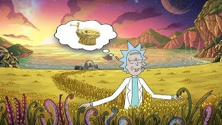 Rick and Morty S4 E2 song - (A Boogie Wit Da Hoodie - My Shit) Looped and Blended 25 Minutes