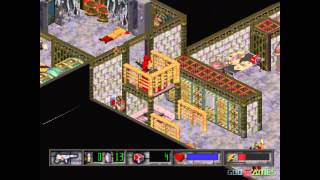 Crusader: No Remorse - Gameplay PSX (PS One) HD 720P (Playstation classics)