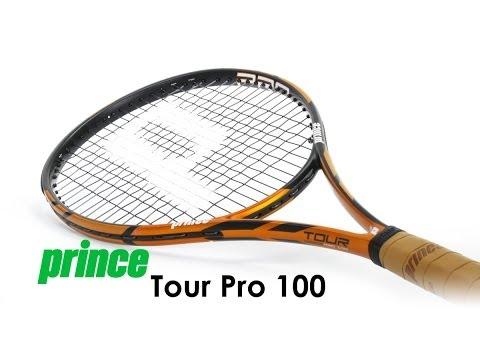 Prince Tour Pro 100 Racquet Review