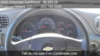 2005 Chevrolet TrailBlazer Chevy Trailblazer LS 4WD for sale