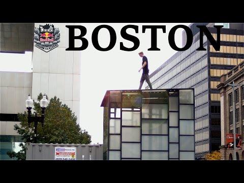 Red Bull Run the City - Grand Finale BOSTON