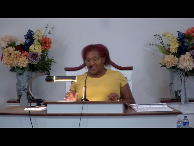 08-25-2021 - Hour Of Power Bible Study with Rev. Casandra Howard