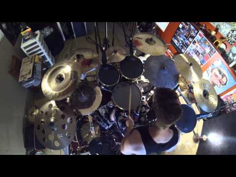 Gojira - Yama's Messengers (Drum Cover)