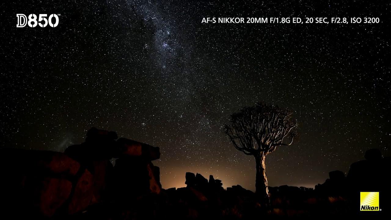 Nikon D850 FX Full Frame DSLR Camera Body