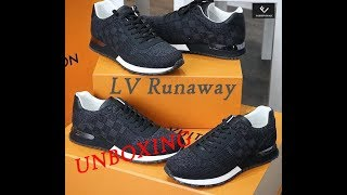 Обзор кроссовок Louis Vuitton Run away. LV Runaway sneakers review
