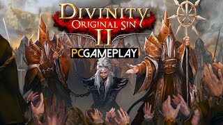 Divinity: Original Sin 2 Gameplay (PC HD)