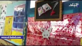 بالفيديو والصور.. بيت الشهيد' تتصدر معرض صحافة جنوب سيناء