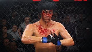 Download НИКОГДА НЕ СДАВАЙСЯ за БРЮСА ЛИ! САМЫЕ ОПАСНЫЕ БОИ UFC 3 Mp3 and Videos