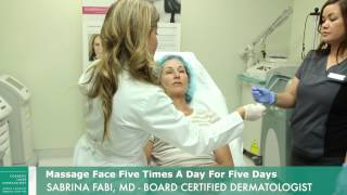 Dr. Fabi Performs a Liquid Facelift with Sculptra | Cosmetic Laser Dermatology Thumbnail