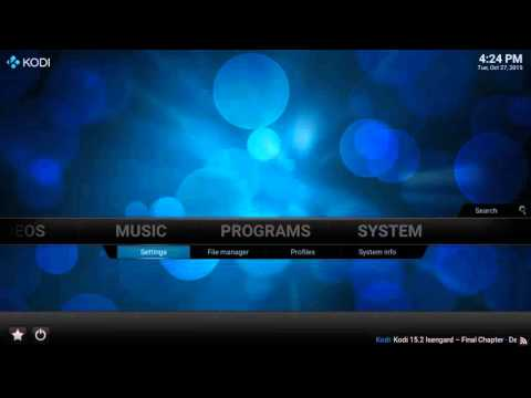 How to Install addons to Kodi on Amazon Fire Tv Stick