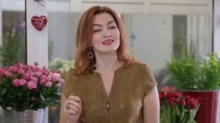 Viva Rosa Браслет на руку из живых цветов