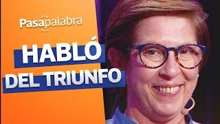 ¡EXCLUSIVO! 😱 Begoña Arias habló tras ganar el rosco de Pasapalabra
