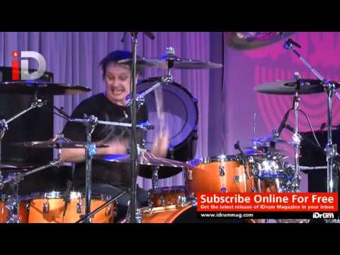 Ray Luzier & Billy Sheehan Live Performance | Namm 2013 Sabian Live! | iDrum Magazine Archives