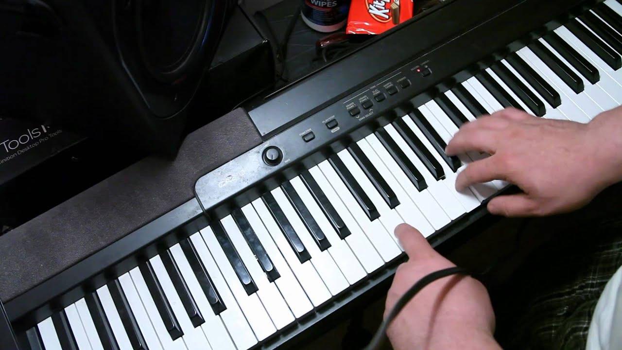 Harder Better Faster Stronger Keyboard - YouTube