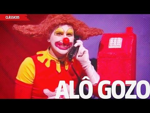Alô Gozo | Palhaço Gozo