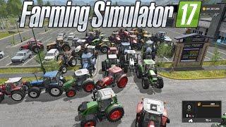 Farming Simulator 17   Mostrando Todos os Tratores   PT-BR  