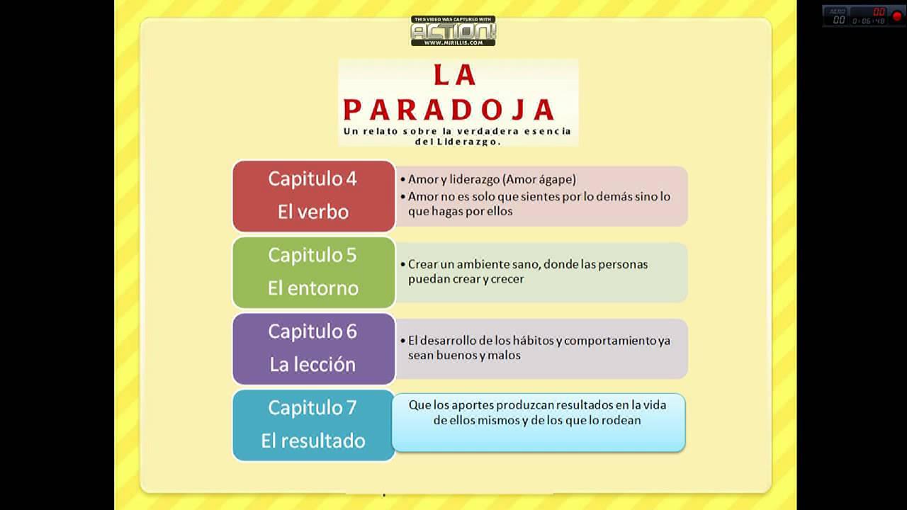 la paradoja de la eleccion libro pdf