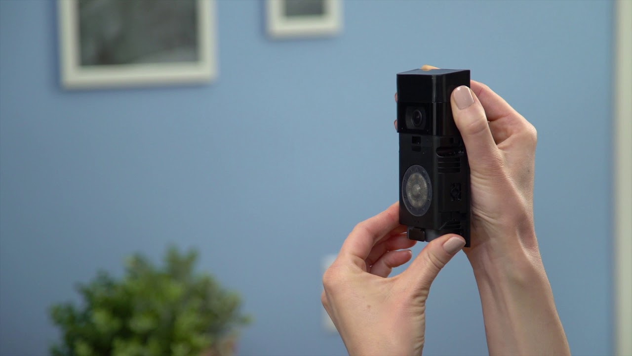 Ring Video Doorbell 2: drahtlose Installation - YouTube
