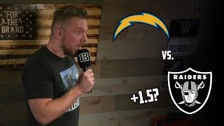 Chargers Raiders Prediction