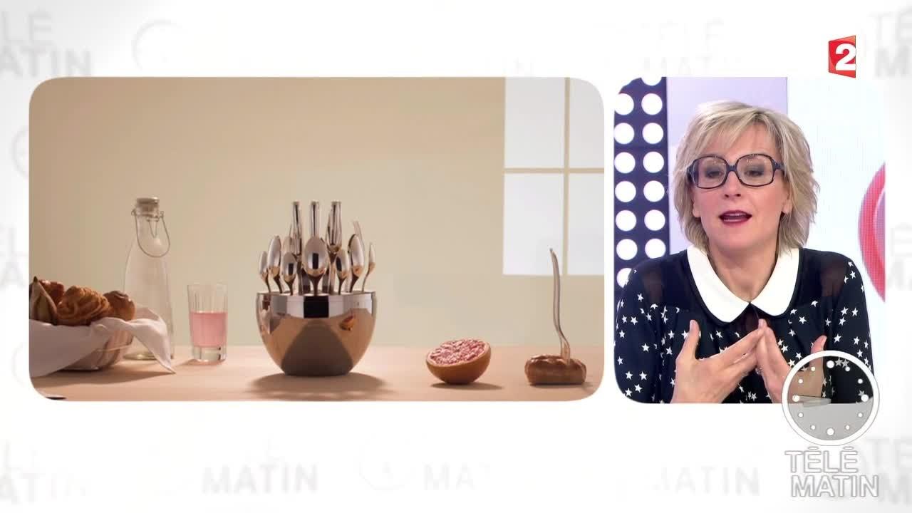 Tendances l art de la table revisit youtube for L art de table