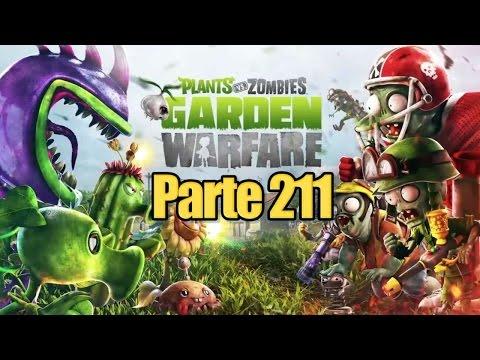 Plants vs Zombies Garden Warfare - Parte 211 ¿Donde Estan? - Español